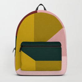 Abstract room Backpack