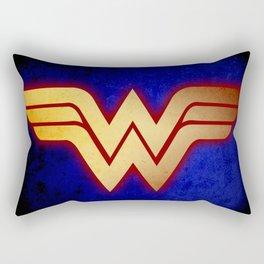 WonderWoman symbol Rectangular Pillow