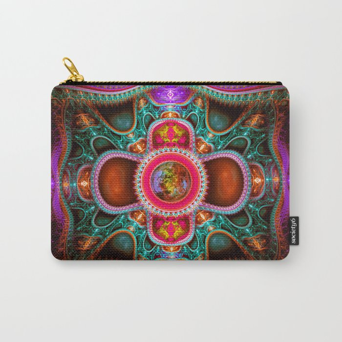 Time Space Portal Carry-All Pouch