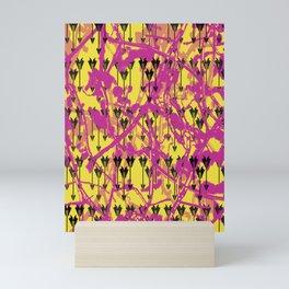 The Huntress Laughs Mini Art Print