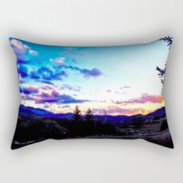 Onwards and Upwards Rectangular Pillow
