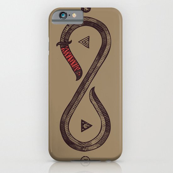 Infinity Blade iPhone & iPod Case