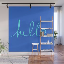Hello, Sailor Wall Mural