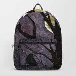 Winter Ravens Backpack