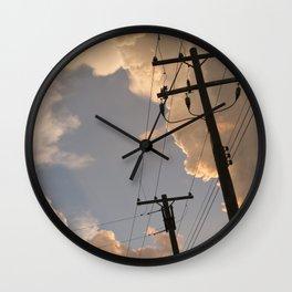 Runaway Wall Clock
