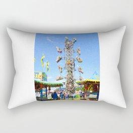 Carnival  Zipper 2 Rectangular Pillow