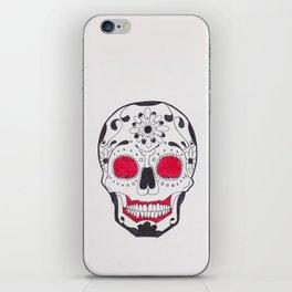 Candy Skull iPhone Skin