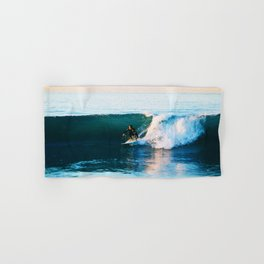 Warm Surf Hand & Bath Towel