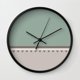 Jagged 5 Wall Clock