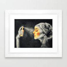 Beauty in Disguise Framed Art Print