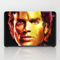 dexter iPad Cases featuring Dexter by Zola