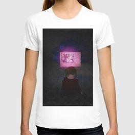 TV at midnight T-shirt