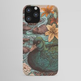Cayuga iPhone Case