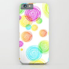 I'm Seeing Circles Slim Case iPhone 6s