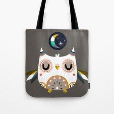Magic Owl Tote Bag