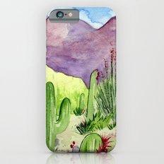 Sonoran Springtime Slim Case iPhone 6