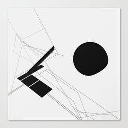 RIM BROKE Canvas Print