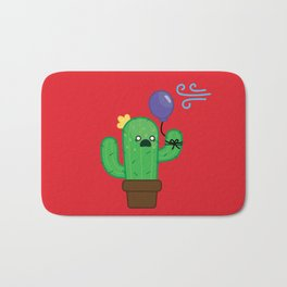Cactus - Panicked Bath Mat