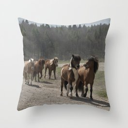 Are you hungry as well? Throw Pillow
