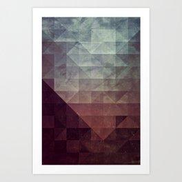 fylk Art Print