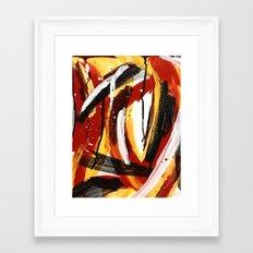 Warchant Framed Art Print