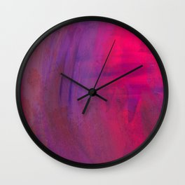 Infected Wall Clock