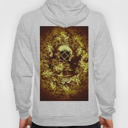 gold diver Hoody