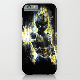The Prince of all fighters iPhone Case