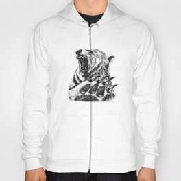 Bear Art Hoody