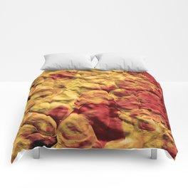 Volcano Spiral Comforters