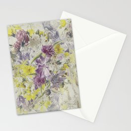 Soft Vintage Floral  Stationery Cards