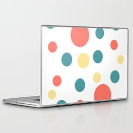 Coral Pop Laptop & iPad Skin