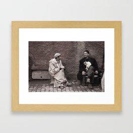 Jacinto Framed Art Print