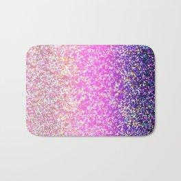 Glitter Graphic Background G104 Bath Mat