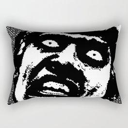 Plague of the Zombies (2010) Rectangular Pillow
