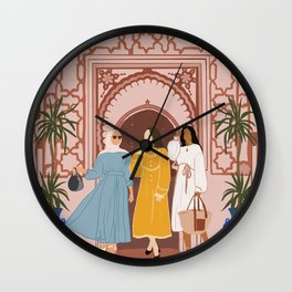 We Are Magical Wall Clock
