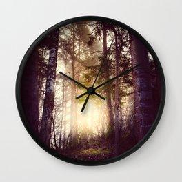 Nebel Wall Clock