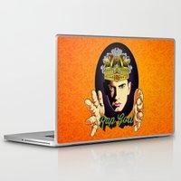 rap Laptop & iPad Skins featuring Rap God by RJ Artworks