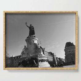 Paris Bastille Serving Tray