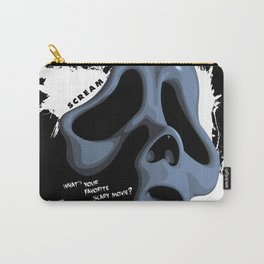 Ghostface Carry-All Pouch