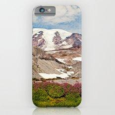 Mount Rainier Hike iPhone 6s Slim Case
