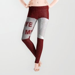 Changing and Evolving Leggings