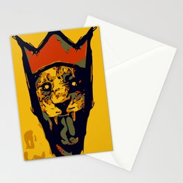 King Lion R E M I X Stationery Cards
