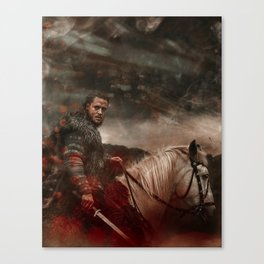 I Am - The Last Kingdom Canvas Print