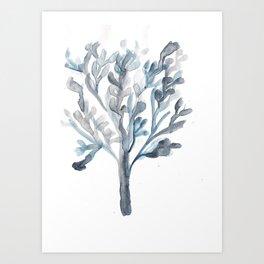 Watercolour Tree 5 |Modern Watercolor Art | Abstract Watercolors Art Print