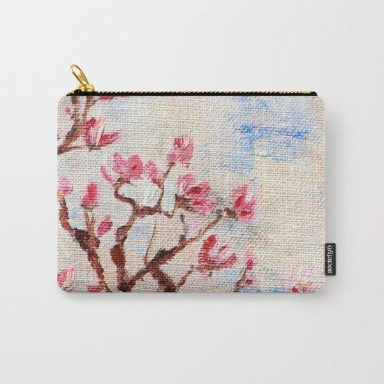Sakura, spring Carry-All Pouch