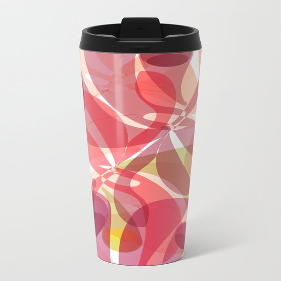 Exotica 1 Metal Travel Mug