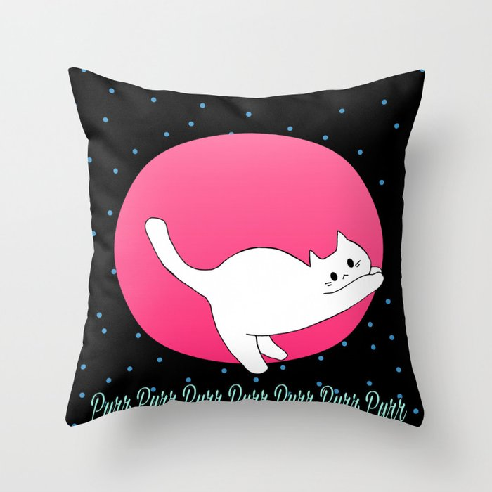 cats 622 Throw Pillow