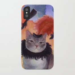 Madame Musket iPhone Case