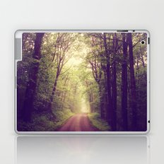 The Sound of Fog Coming Down Laptop & iPad Skin